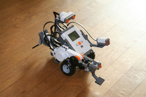 Lego Mindstorms NXT Robot