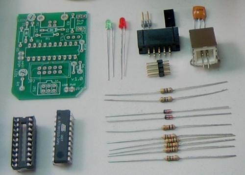 usbtinyisp-tools
